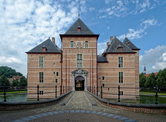 Chteau des Ducs de Brabant - Turnhout - Flandres (Vaxjo) Tags: belgique belgi flandres vlaams gewest turnhout ducdebrabant chteau castle castillo castelli kasteel  hertogen van brabant