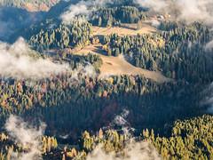 2016-10-26-IMGL2154 (Cdric BRUN) Tags: automne fall mountain montagnes haute savoie france alpes alps clouds nuages lumire light beautiful magnifique mont saxonnex landscape paysage
