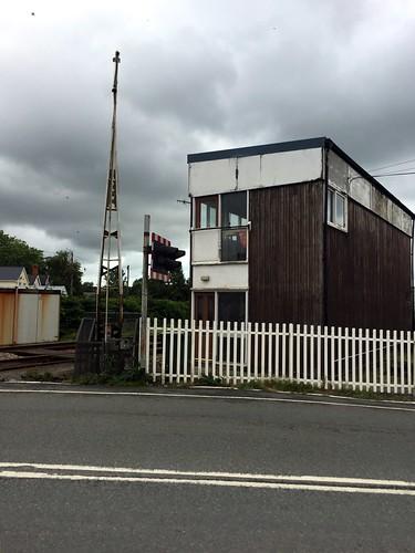 Whitland signal box