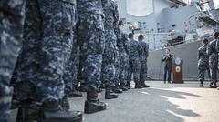 161206-D-GO396-0644 (Secretary of Defense) Tags: ashcarter secdef defense secretary yokosuka japan jpn