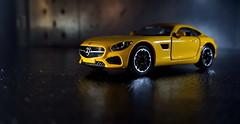 Mercedes AMG GT -1 (difenbaker) Tags: diecast mercedesbenz majorette
