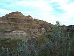 Montana Badlands at Makoshika (jenesizzle) Tags: makoshika makoshikasp makoshikastatepark glendive badlands landscape hiking outdoors roadtrip montana statepark montanastatepark sagebrush