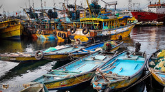 Vizag-Fishing-harbour 14 logo (anindya0909) Tags: vizag vishakhapattnam