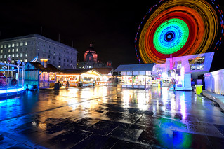 Ice fair wheel