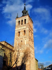 Torre Mudejar * Illescas (Periqui) Tags: illescas edificio europa
