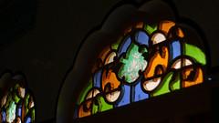 Glass mosaic (UJMi) Tags: multan pakistan punjab travel culture history religion islam sufi saint saints mausoleum