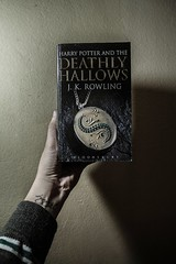 One of the best book covers! (Ruadh Sionnach) Tags: book books read reader jkrowling jk rowling harry potter harrypotter potterhead collection cover deathly hallows british