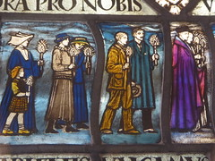 Candlemas Procession (Aidan McRae Thomson) Tags: shrewsbury museum exhibition shropshire margaretrope artscrafts
