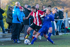 Altrincham LFC vs Stockport County LFC - December 2016-135 (MichaelRipleyPhotography) Tags: altrincham altrinchamfc altrinchamlfc altrinchamladies alty amateur ball community fans football footy header kick ladies ladiesfootball league merseyvalley nwrl nwrldivsion1south nonleague pass pitch referee robins shoot shot soccer stockportcountylfc stockportcountyladies supporters tackle team womensfootball