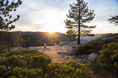 The Last Sunset (shaunezell) Tags: sunset mountain mountains mountainrange merced camping california cliff woman girl beautiful color sky fire adventure nationalpark yosemite yosemitenationalpark yosemitevalley sony sonya7 nature tree camp hike explore outdoor outdoors travel taftpoint fashion fall october