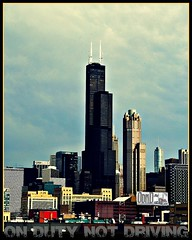 ChicK Ka goe (On Duty Not Driving) Tags: chicago black building business center meetings happen there