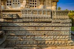 Sri Mallikaarjuna Temple, Basaralu (bikashdas) Tags: mysore basaralu mandya mandyadistrict hoysala hoysalaarchitecture hoysalatemple hoysalatemples karnataka karnatakatourism india