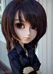 Happy Birthday, Vincent!! (♪Bell♫) Tags: taeyang suzumura rei garo vincent hermann happy birthday groove doll