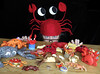 251/365 Collection No. 2 - I Have Crabs! (ruthlesscrab) Tags: self weird crab collection crustacean crabby wah day251 werehere whatdoyoucollect hereios 365the2015edition 3652015 8sep15 wdyc