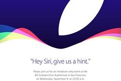Дата презентации iPhone 6s