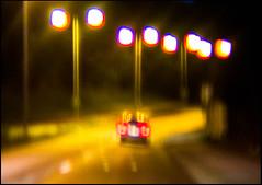 20150730-159 (sulamith.sallmann) Tags: auto road street light blur france car night dark way effects licht blurry frankreich streetlight europa
