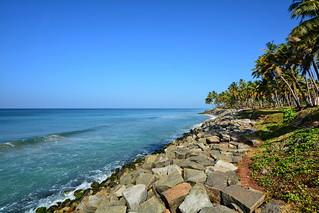 India - Kerala - Varkala - Coastline - 6