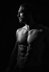 Joel Hicks (Craig 2112) Tags: lighting training studio mono model joel photographic hicks