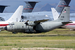 91-0107.DAMA220915 (MarkP51) Tags: arizona plane airplane nikon image aircraft aviation military boneyard spartan davismonthanafb aviationphotography aeritalia d7100 amarg c27a 910107 markp51