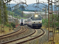 449+252 (firedmanager) Tags: train tren siemens 449 arco caf caminodesantiago intercity ferrocarril renfe trena 252 railtransport mediadistancia renfeoperadora