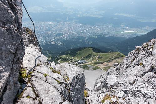 Klettersteig Nordkette : Nordkette klettersteig via ferrata innsbruck a photo on flickriver