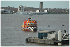 Photo of Ferry cross the Mersey