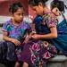2015 - MEXICO - Chiapa de Corzo - Mother Ponders Her Market Purchase