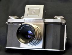 Praktica (ChipM2008) Tags: camera practica vintage35mm