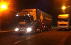 H2301 - PO15 UOR (Cammies Transport Photography) Tags: truck way bernadette lorry louise eddie scania dunfermline esl sanderling uor stobart eddiestobart r450 po15 h2301 po15uor
