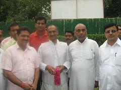 Rakesh Joshi J P Agarwal (J P Agarwal DPCC Delhi www.jaiprakashagarwal.com) Tags: j d c p garg rakesh indu riyaz verma agarwal sabnam
