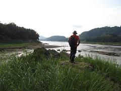 """Luang Prabang: au confluent de la rivière Nam Khan et du Mékong <a style=""""margin-left:10px; font-size:0.8em;"""" href=""""http://www.flickr.com/photos/127723101@N04/23662353280/"""" target=""""_blank"""">@flickr</a>"""
