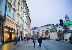 Krakow Old Square (Joseph Mac'Q) Tags: krakow oldsquare