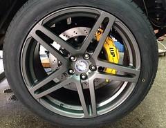 Merecedes Benz G-class (W463) (wpprobrakes) Tags: 6x6 benz 4x4 racing brakes wp amg bbk gclass g500 merecedes gwagon g550 bigbrakekit g65 merecedesbenz g63 w463 wppro wpprobrakes wpprorbakes