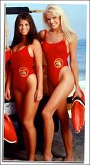 baywatch girls (axebahianow) Tags: girls baywatch pamelaanderson nicoleeggert