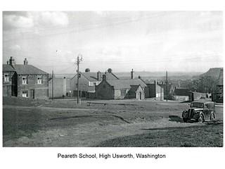Peareth School Washington