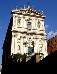 ROMA CHURCH (patrick555666751) Tags: roma church eglise iglesia igreja italie italy italia lazio latium romachurch rome europa