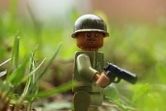 LT (lego slayer) Tags: vietnam nam lego legos outdoors outside citizenbrick citizen brick brickarms lost jungle nightfall wanderer