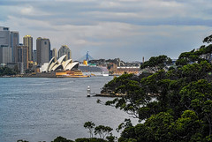 View From The Zoo (gecko47) Tags: landscape cityscape sydney city cbd sydneyoperahouse circularquay sydneyharbour portjackson framed northshore tarongazoo