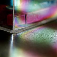 the edge (1crzqbn) Tags: macro macromondays edge refractions sunlight shadows bokeh