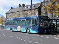 TM Travel 636 Buxton (Guy Arab UF) Tags: tm travel 636 fd53wwh scania l94ub wright solar bus buxton market place derbyshire wellglade trent barton branded buses wellgladegroup