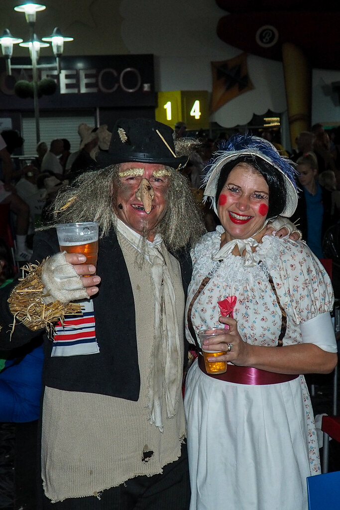 Worzel gummidge and Aunt Sally (GaryC4) Tags skegness butlins 80s weekend fancy dress  sc 1 st  Fiveprime & The Worldu0027s newest photos of 80s and skegness - Flickr Hive Mind