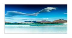 Tropical Hebrides - Explore 08.10.2016 No.13 (muddybootsuk) Tags: luskentyre isleofharris seilebost scotland greatbritain beach muddybootsuk blueskies surf tropical whitesand landscape sea
