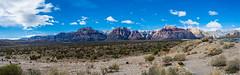 048-RRC160201_46925-Pano (LDELD) Tags: nevada desert rugged dry harsh wild lasvegas redrocknationalconservationarea mountains cliff snow