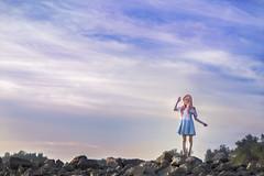 Lacus Clyne (bdrc) Tags: asdgraphy gundam seed destiny lacus clyne cosplay girl portrait sea beach sunset dusk edit bella outdoor sepang gold coast avani kl malaysia
