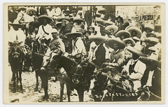 Zapata's Forces (SMU Central University Libraries) Tags: zapataemiliano militia cavalry horses revolution