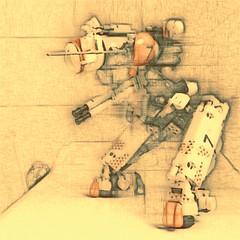 R&D Concept Mech (Marco Marozzi) Tags: lego legomech legodesign logomecha marco marozzi moc mech mecha mak walker