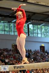 Deutsche Meisterschaft im Kunstturnen 2016  (108) (Enjoy my pixel.... :-)) Tags: sport turnen alsterdorfersporthalle hamburg 2016 deutschemeisterschaft dtb gymnastik gymnastic girl woman sexy pretty deutschland
