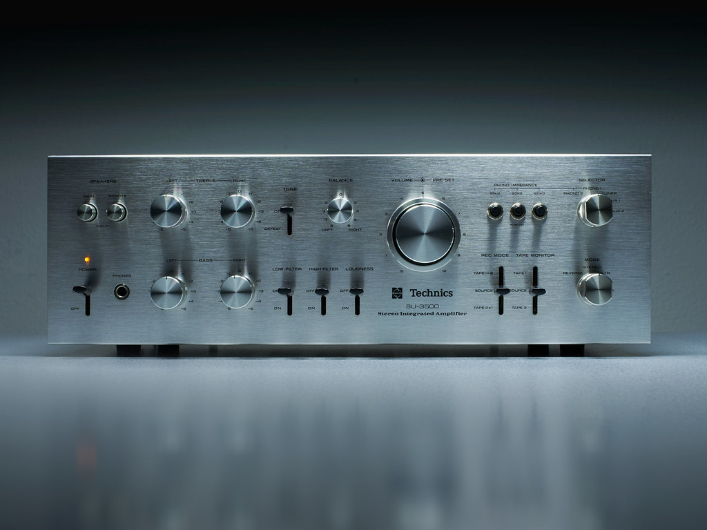 The World's Best Photos of amplifier and integratedamplifier