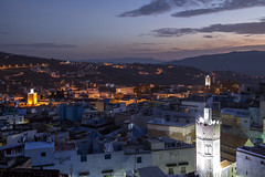 Chefchaouen, 3 mezquitas. (fdecastrob) Tags: chefchaouen chaouen morocco marruecos mezquita mosque d750 bluepearl