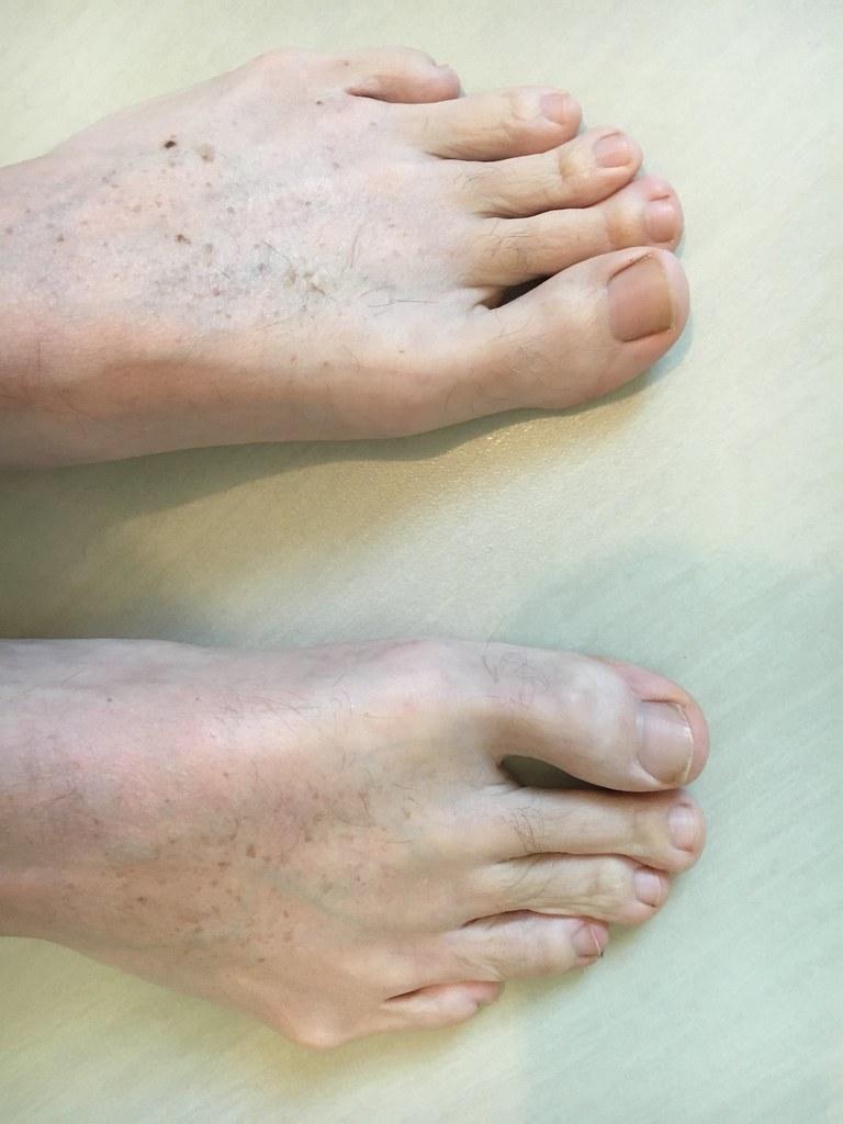 Sahara knite foot fetish-7832